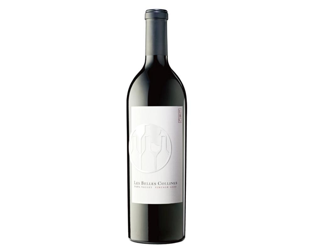 美麗山丘 納帕谷紅酒2009