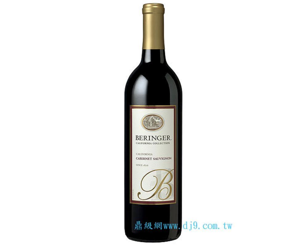 貝林格 加州精選卡本內紅酒