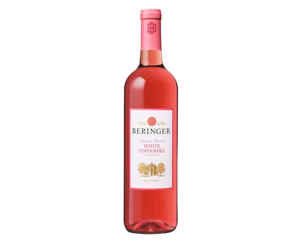 貝林格 加州金粉黛粉紅酒