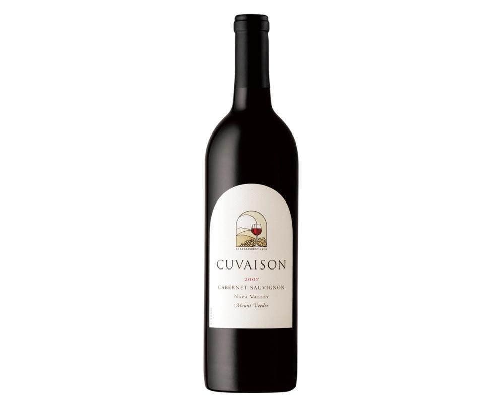 納帕谷歌之頌酒莊蘇維翁紅酒2007