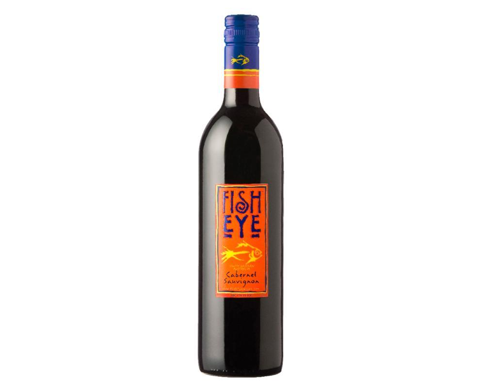 魚眼卡本內蘇維翁紅酒
