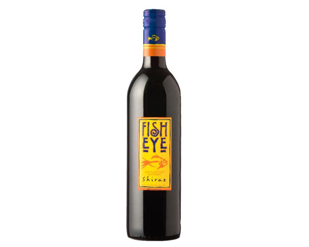 魚眼喜若紅酒