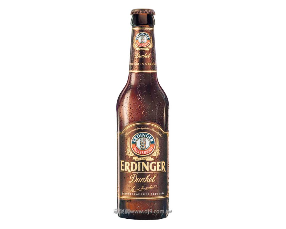艾丁格小麥黑啤酒(330mlx12瓶)