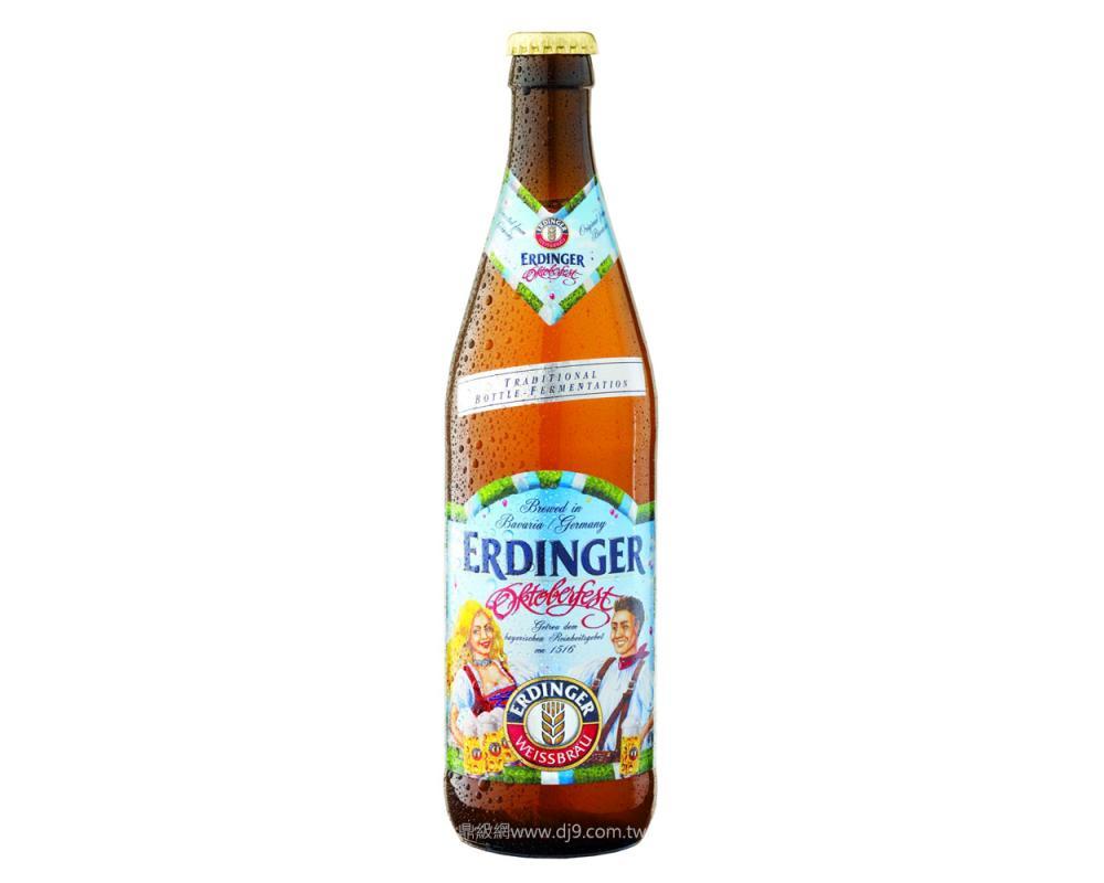 艾丁格小麥白啤酒-德國啤酒節限定版(500mlx12瓶)