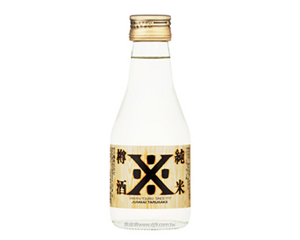 沢之鶴純米樽酒