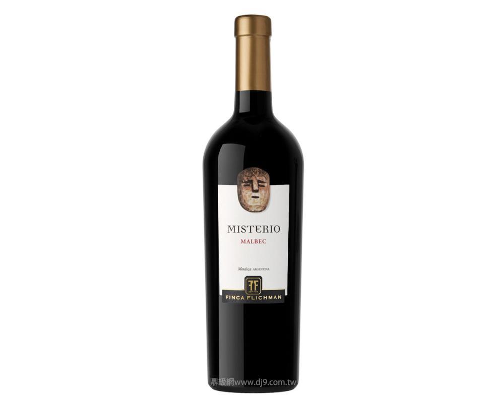 謎頭馬爾貝紅酒
