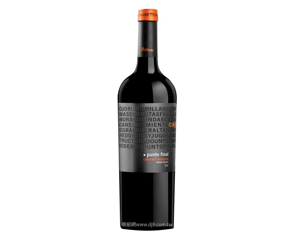 瑞那索酒莊黑鑽石莊園級蘇維翁紅酒2011
