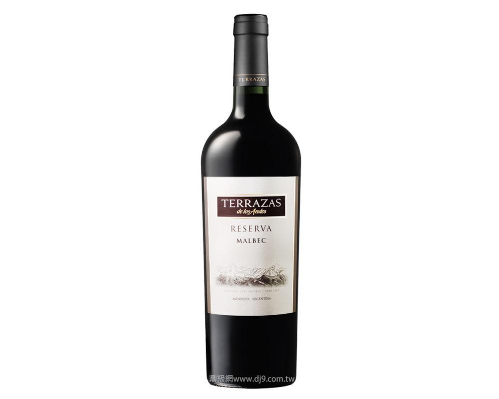 台階典藏馬爾貝紅酒2012