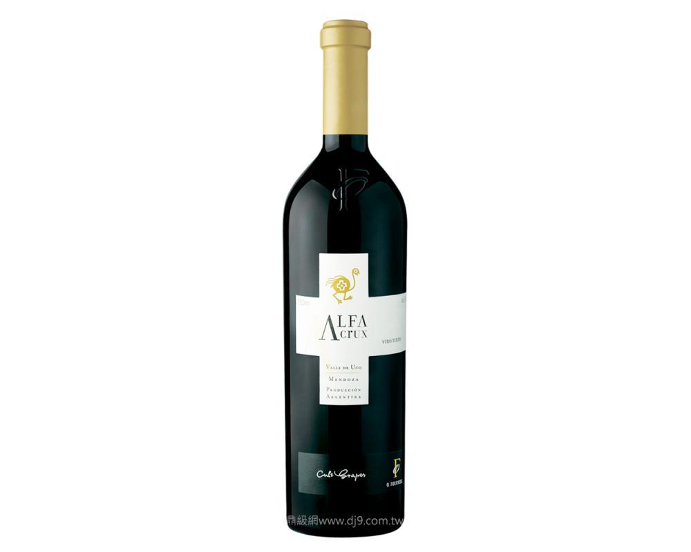 歐弗尼酒莊-A酷精釀紅酒2004
