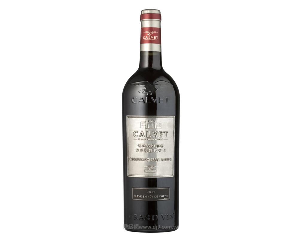 卡維波爾多特級精釀紅酒2012