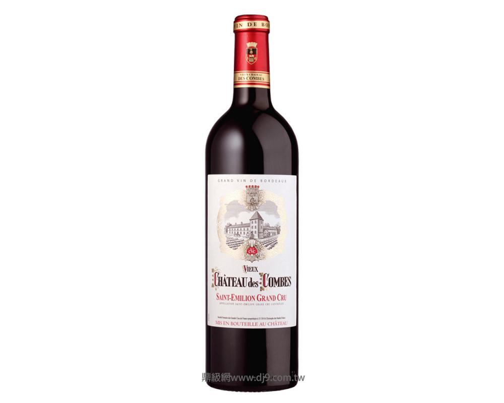 坎貝斯古堡波爾多醇釀紅酒2010