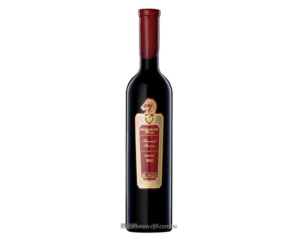 麥格根私人珍藏系列希哈紅酒