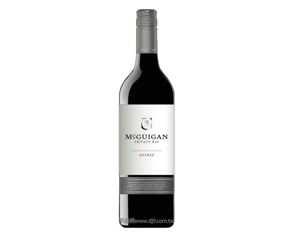 麥格根私釀系列希哈紅酒2013