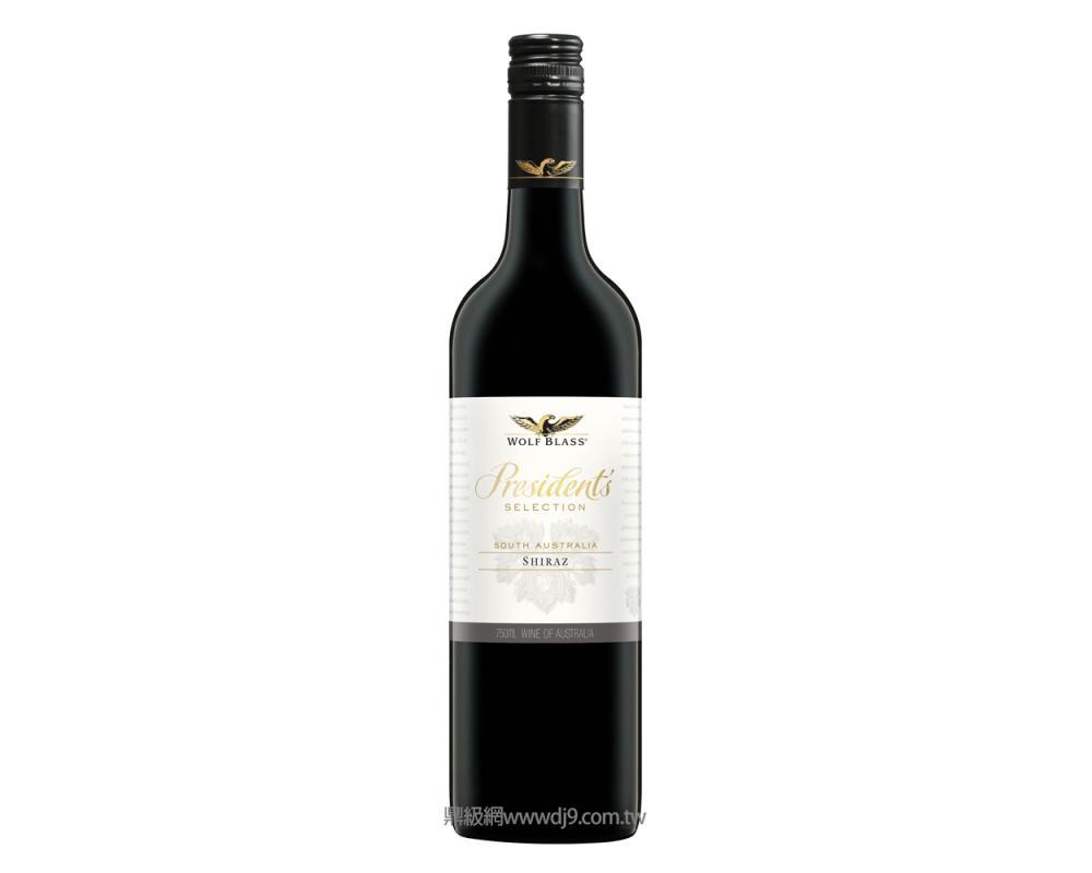 禾富酒廠總統牌喜若紅酒2008