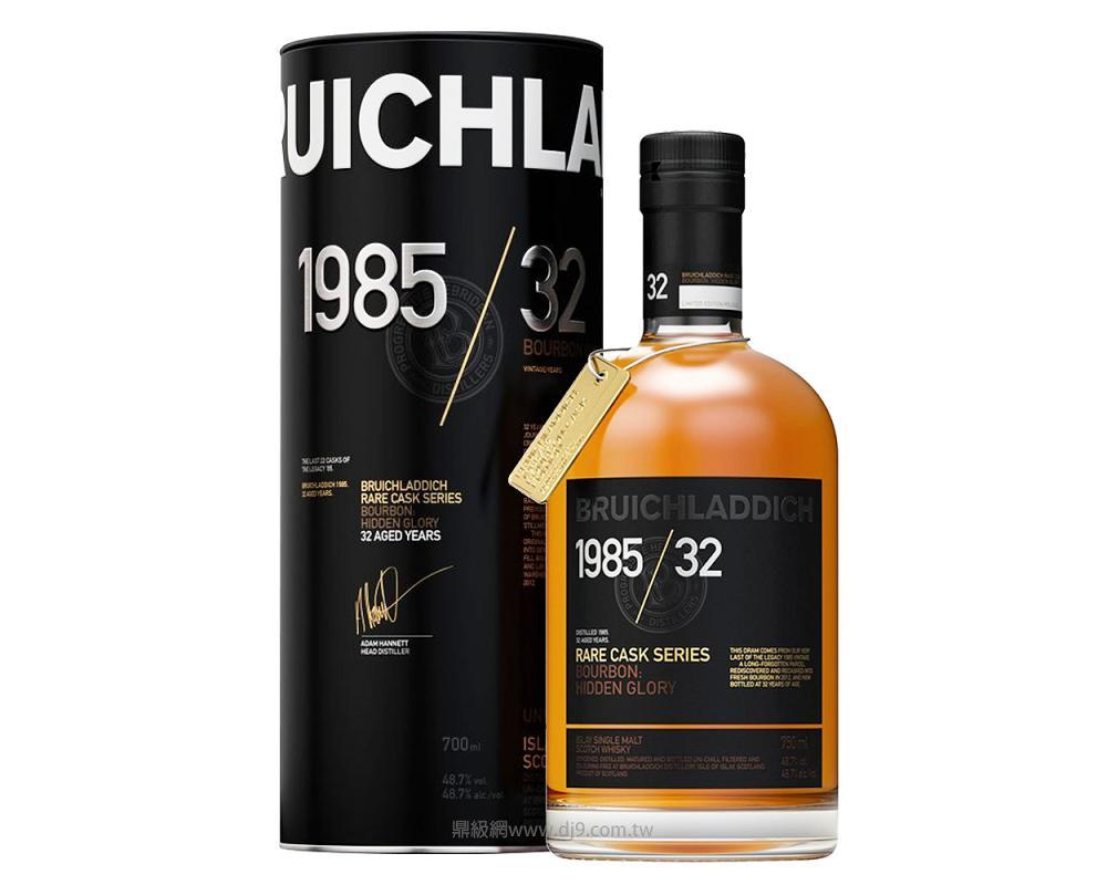 布萊迪32年單一純麥威士忌1985