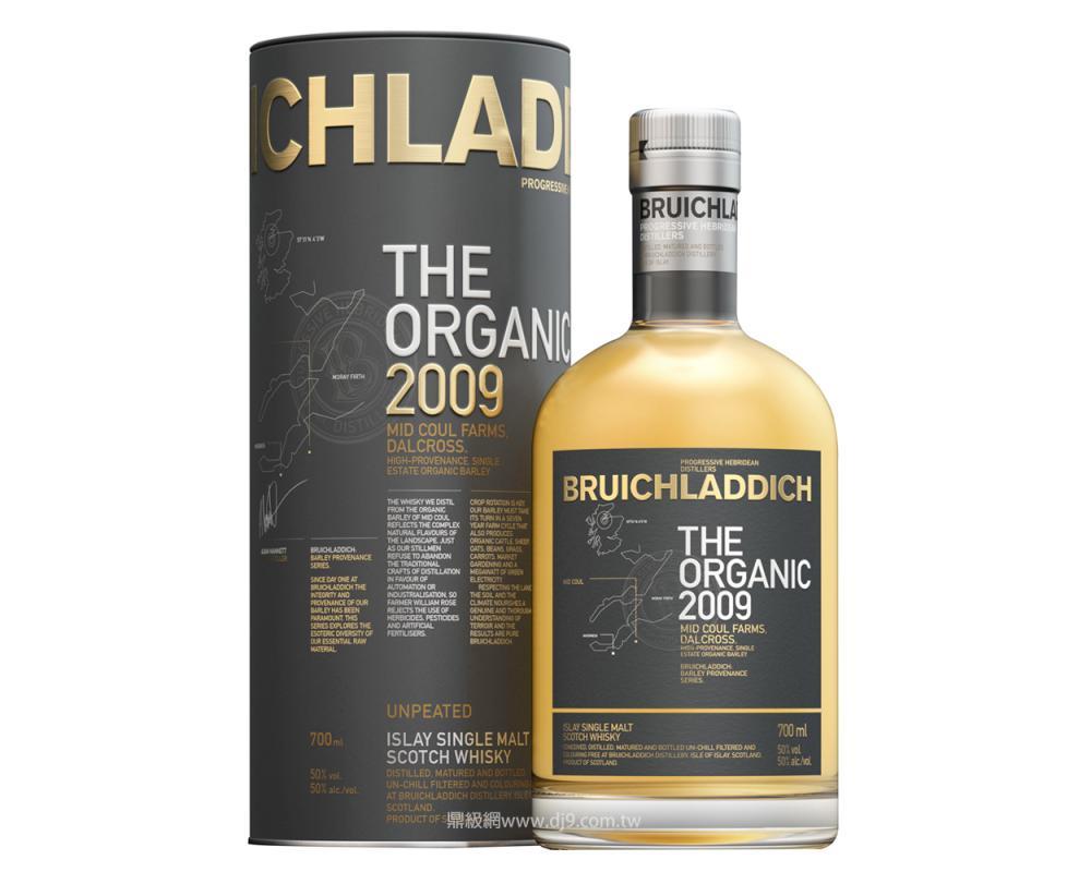 布萊迪 單一農場單一純麥威士忌2009