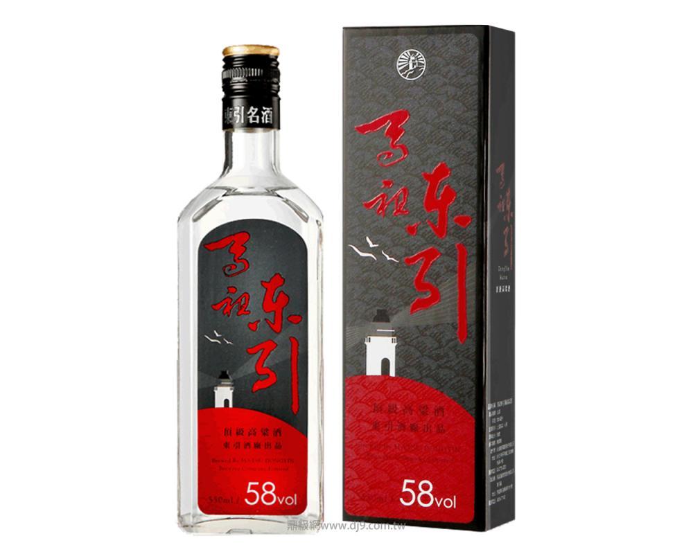 媽祖東引頂級高粱酒