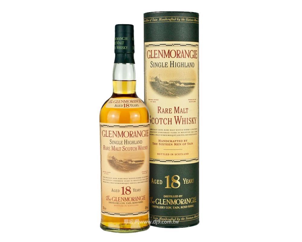 格蘭傑18年威士忌(舊版)