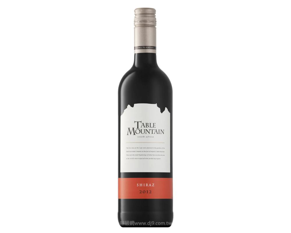 桌山喜若精選紅酒