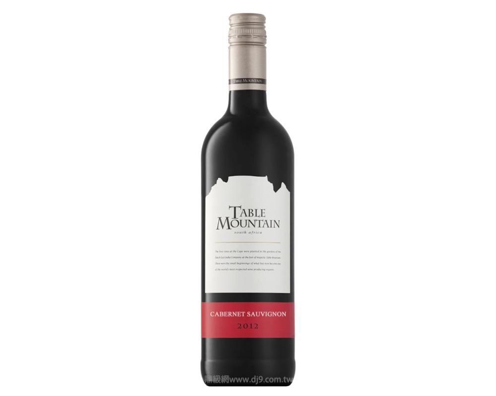 桌山卡本內精選紅酒