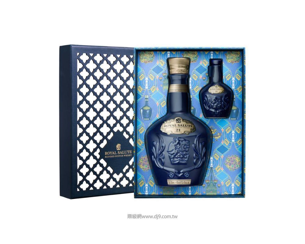 皇家禮炮21年威士忌禮盒(2018春節特選)