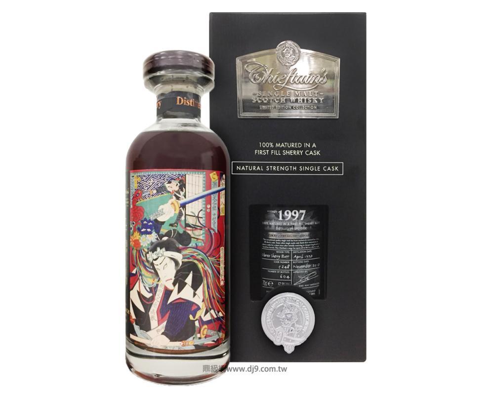 老酋長穆赫1997年威士忌-忠臣藏-5248