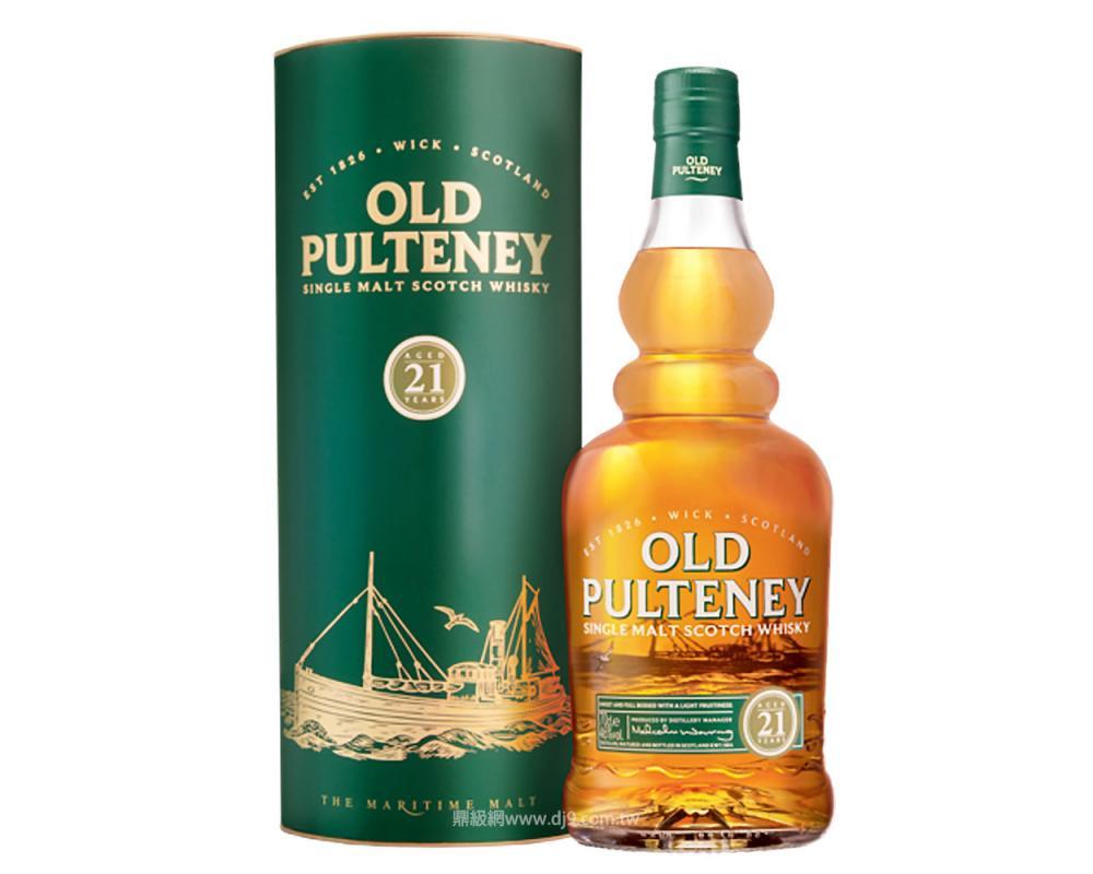 富特尼21年單一麥芽威士忌