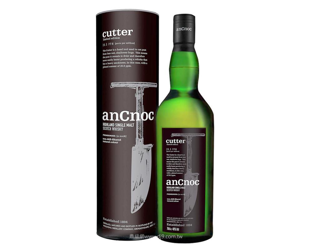 安努克Cutter單一麥芽威士忌