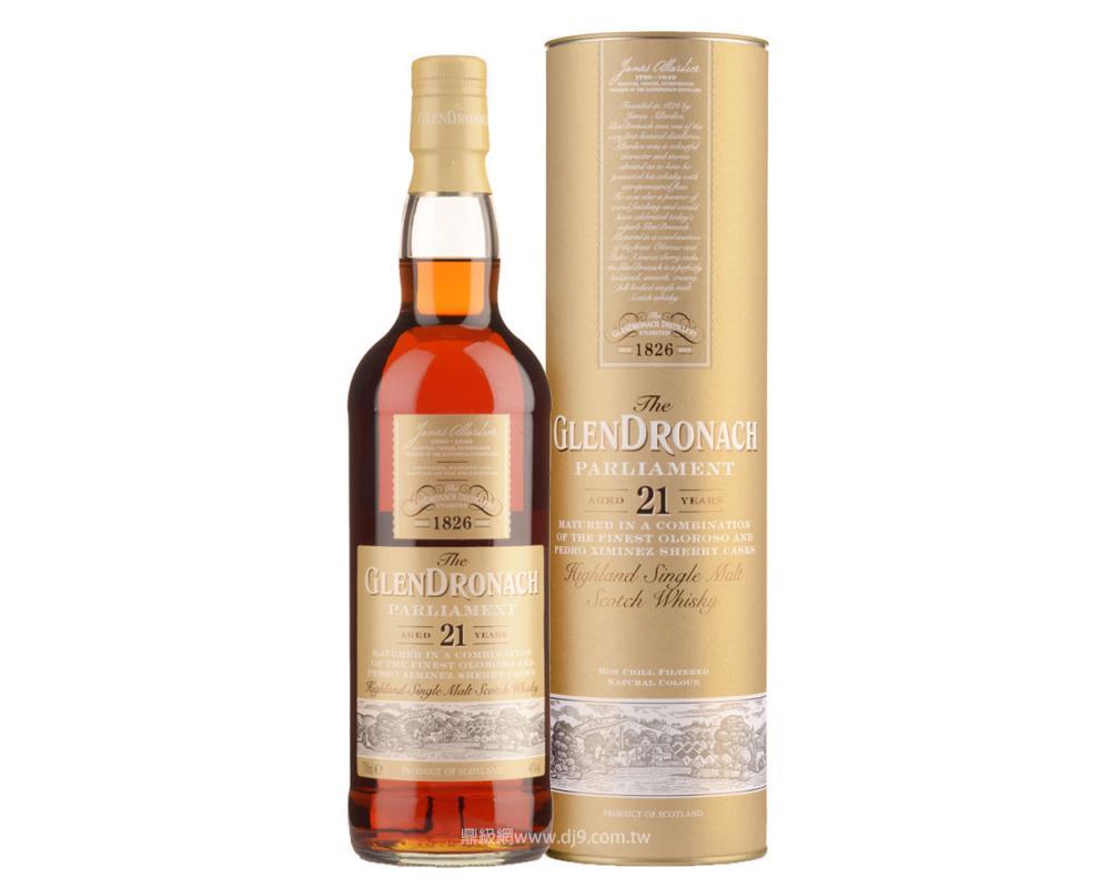 格蘭多納21年單一麥芽威士忌