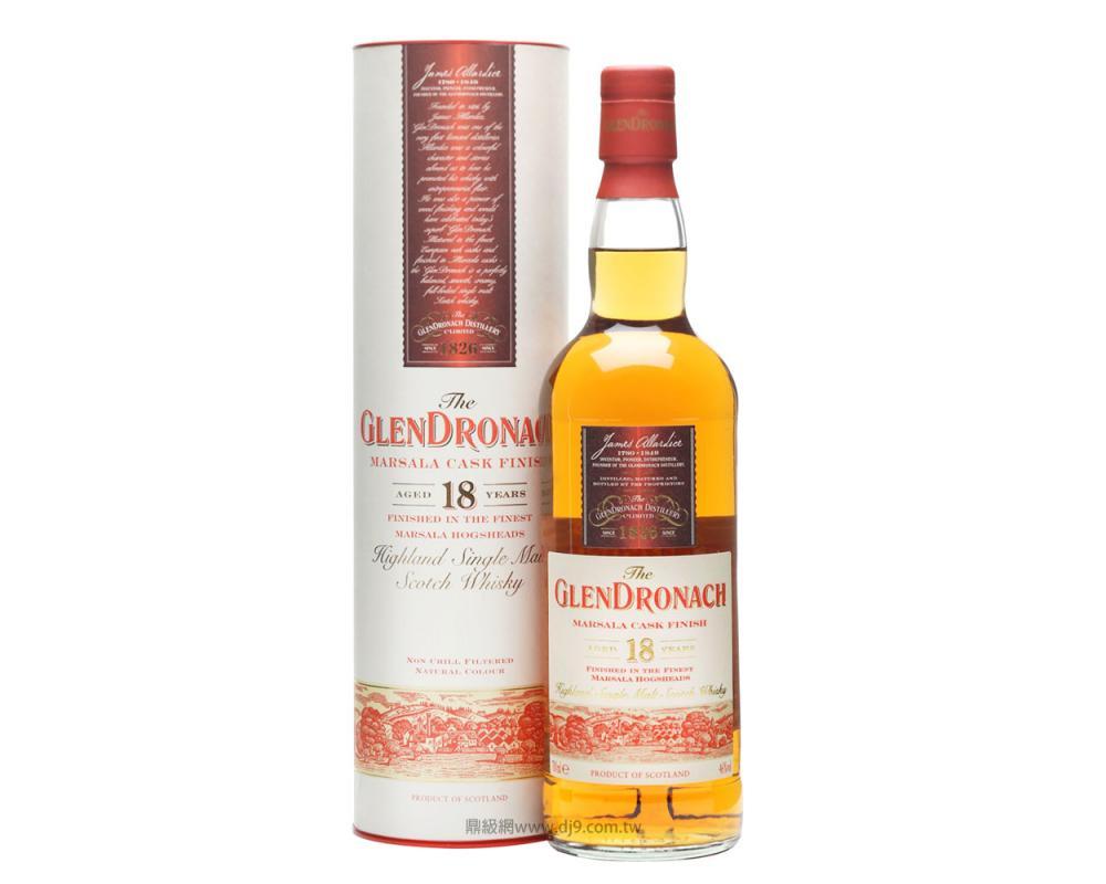 格蘭多納18年瑪莎拉風味桶單一麥芽威士忌
