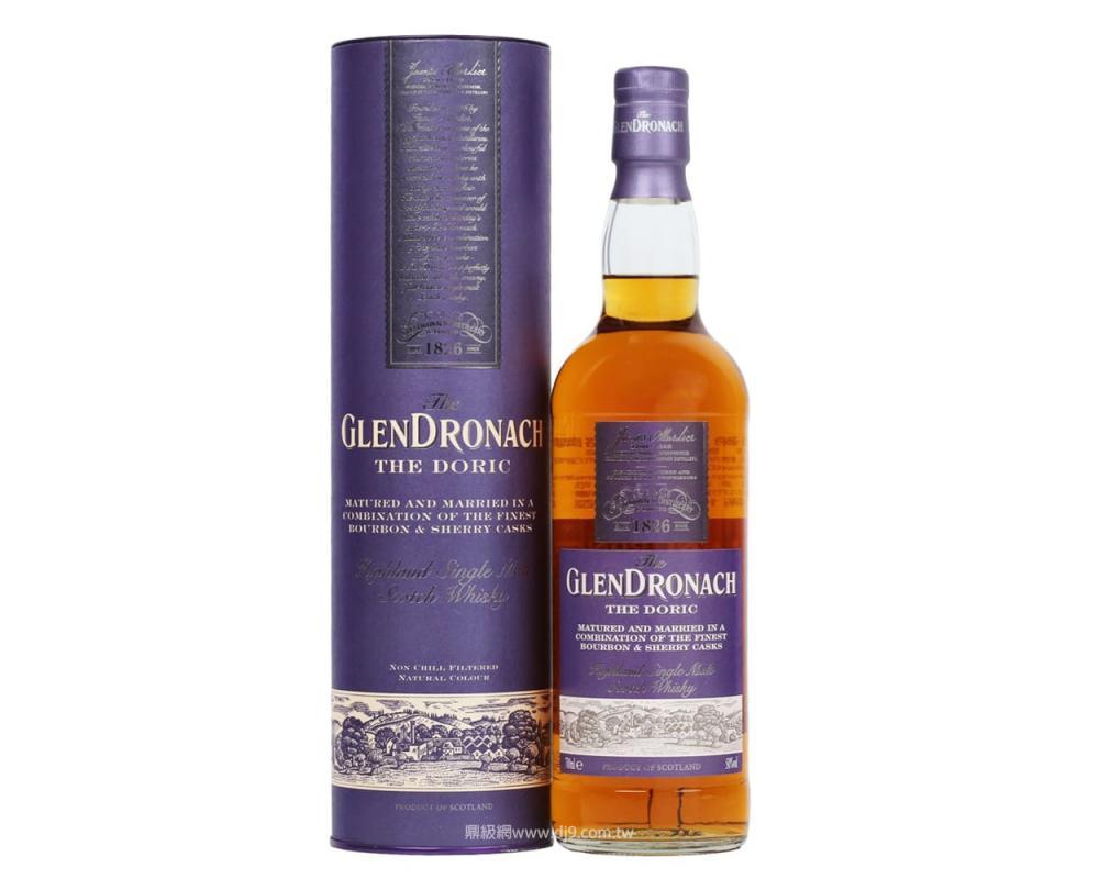 格蘭多納The Doric單一麥芽威士忌