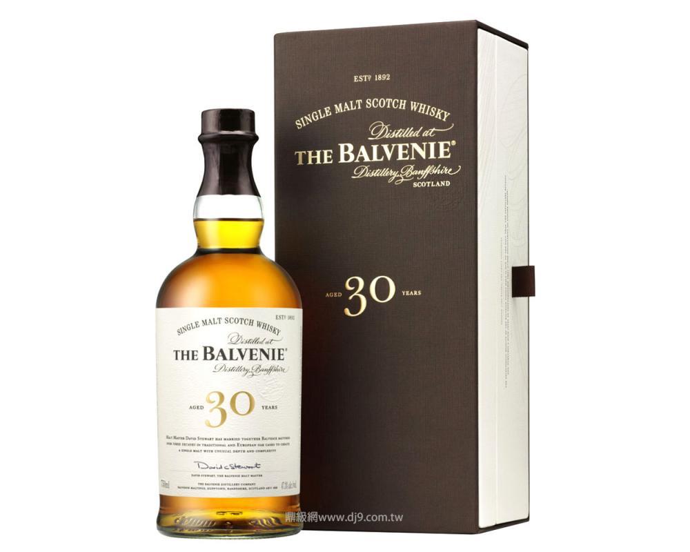 百富30年單一麥芽威士忌