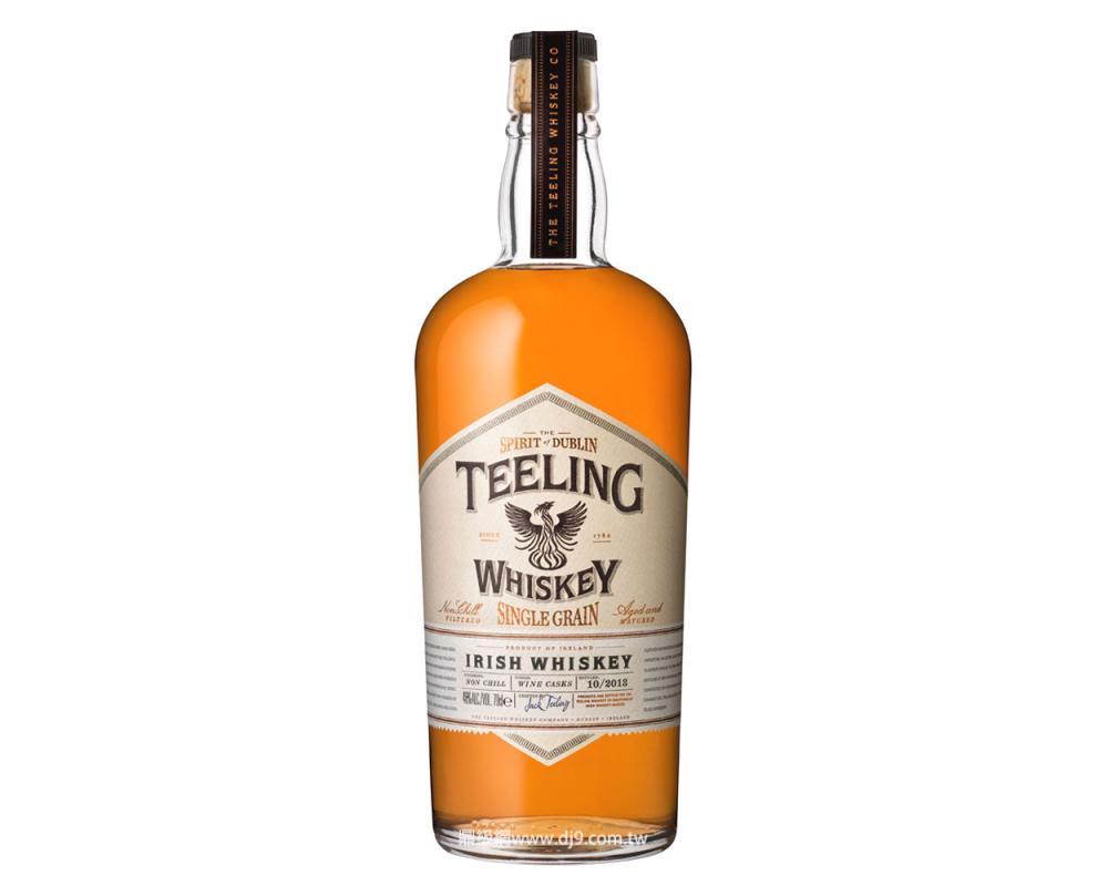 天頂單一穀物愛爾蘭威士忌