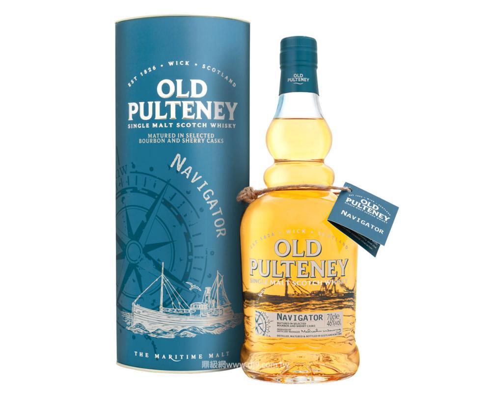 富特尼航海家單一純麥威士忌
