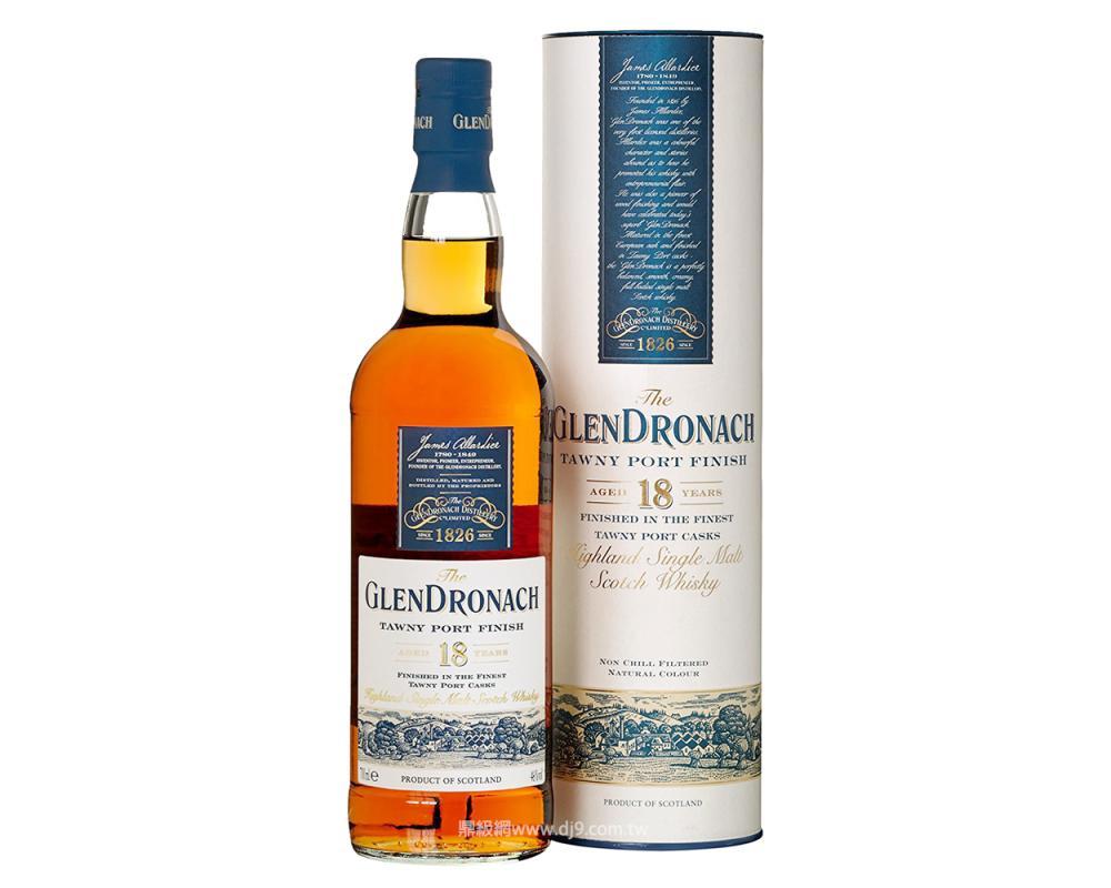 格蘭多納18年Tawny Port桶威士忌