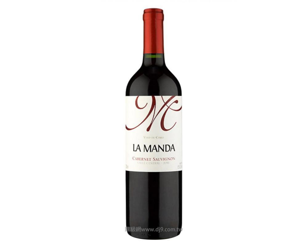 拉曼達承諾卡本內蘇維濃紅酒