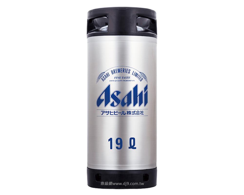 Asahi朝日啤酒19L(桶啤)