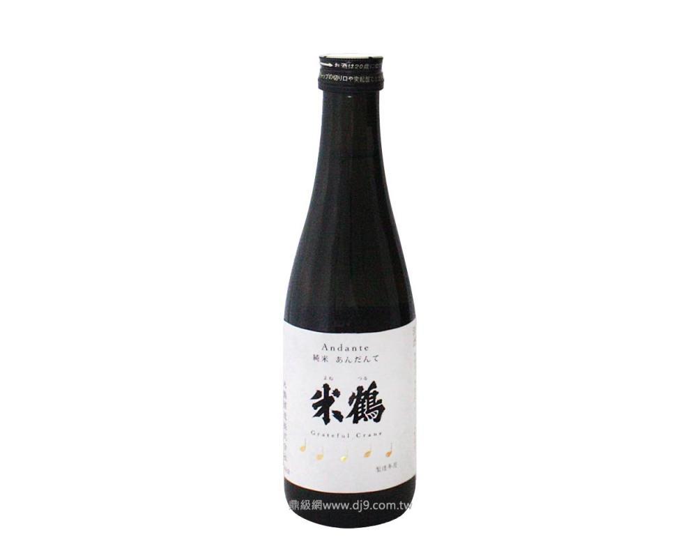 米鶴 純米-ANDANTE 300ml
