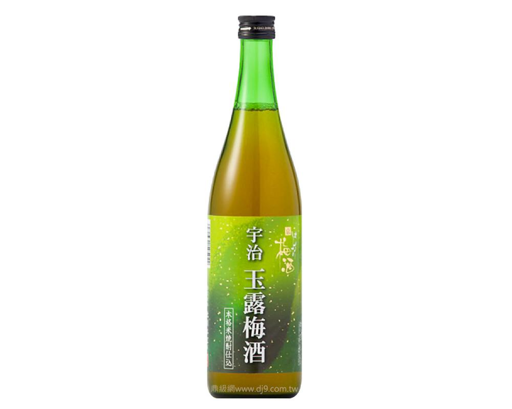 富翁 宇治玉露京梅酒