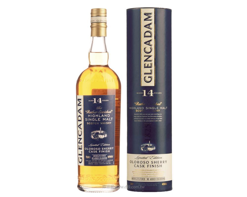 格蘭卡登14年單一麥芽威士忌