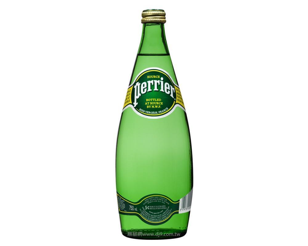 【Perrier】沛綠雅氣泡礦泉水(750mlx12瓶)