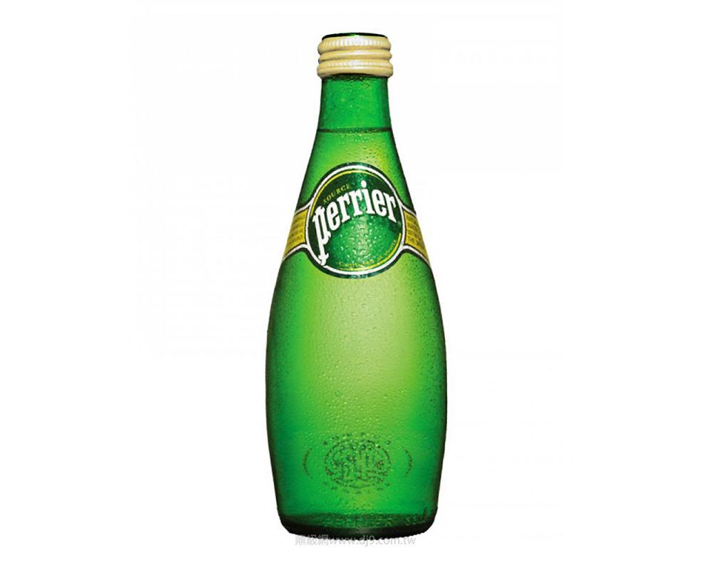 【Perrier】沛綠雅氣泡礦泉水(330mlx24瓶)