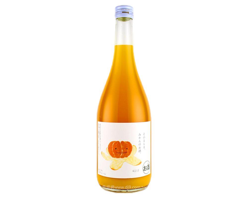 明利 蜜柑酒