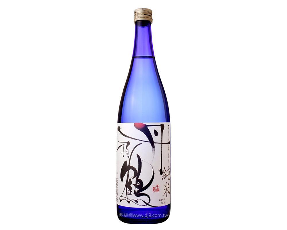 千歲鶴 純米吟風-丹頂鶴1.8L