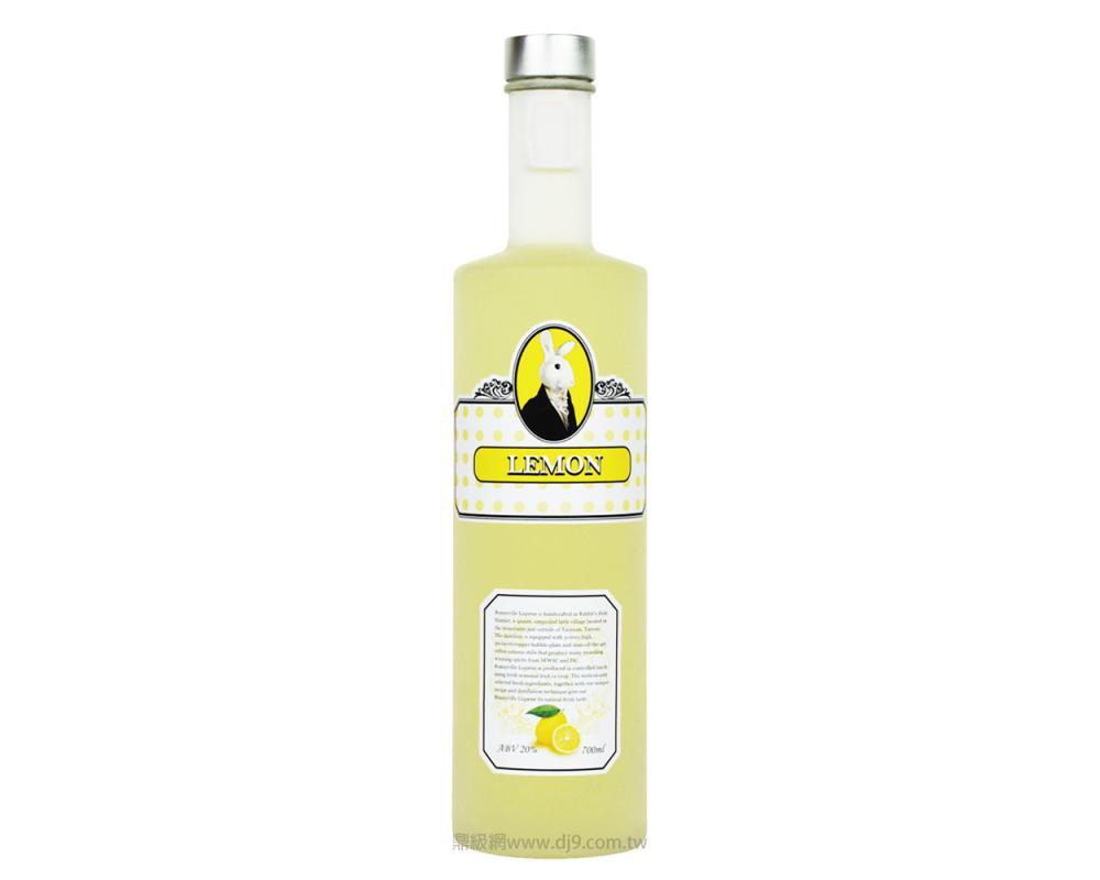 龐尼維爾檸檬伏特加