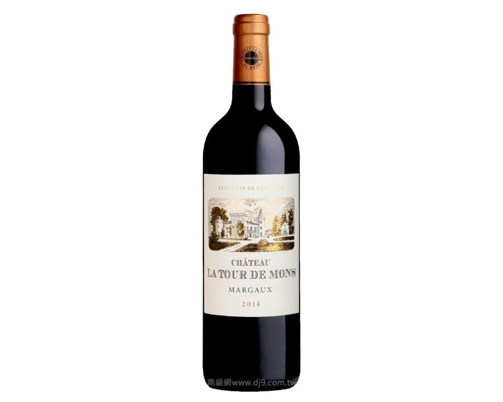 蒙斯之塔干紅酒2014