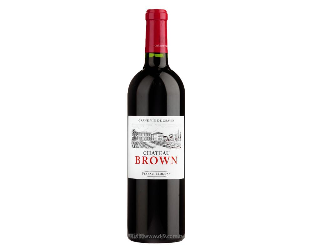 布朗紅酒2013