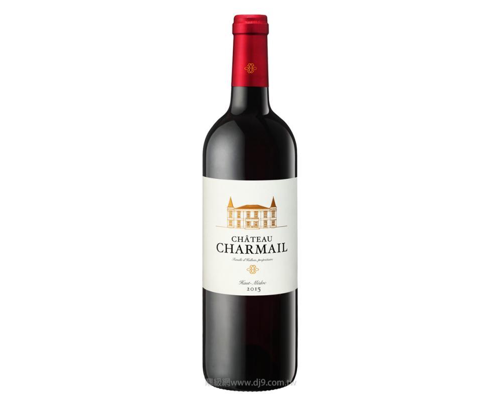 夏麥堡紅酒2015