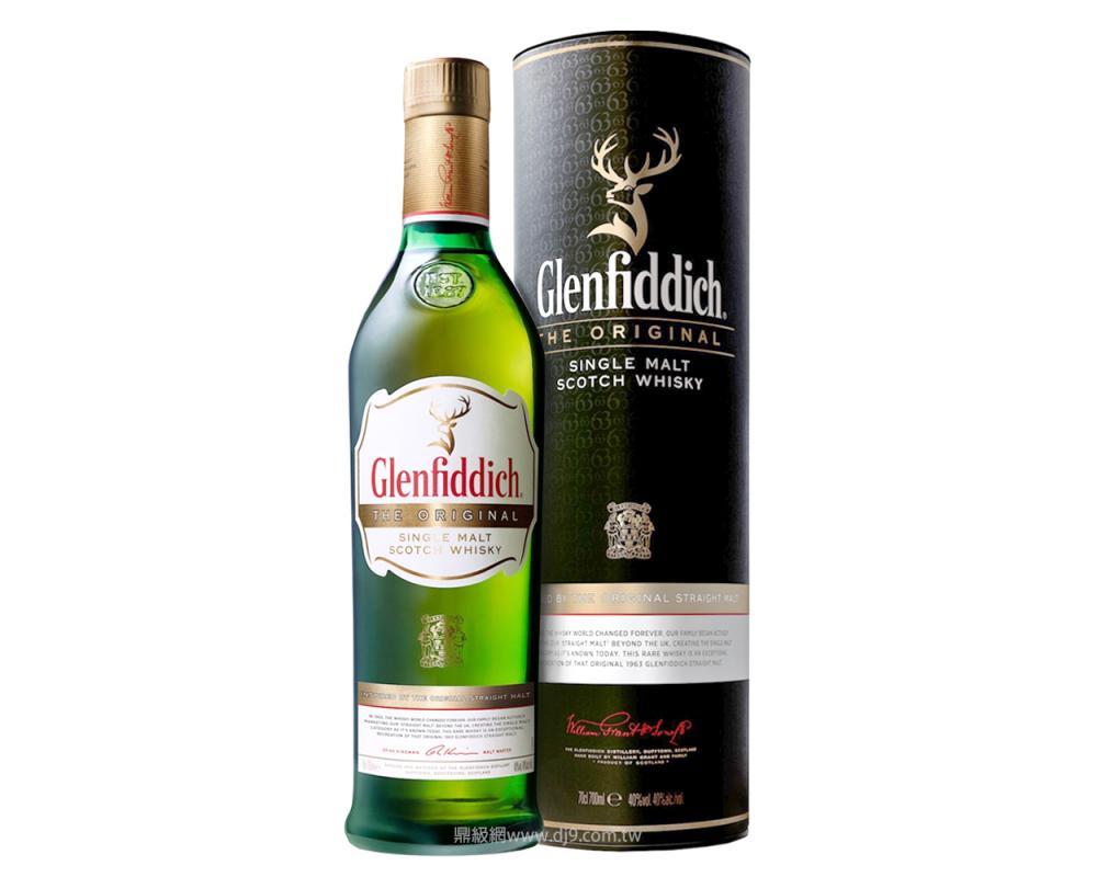 格蘭菲迪1963復刻版單一純麥威士忌