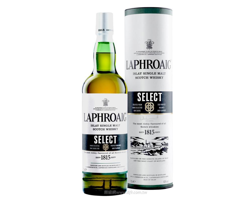 蘇格蘭 拉弗格 特選單⼀純麥威⼠忌.700 ml